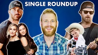 HUGE Single Roundup - Reviewing 20 Country Songs by Riley Green, Kip Moore, Luke Combs, and MORE