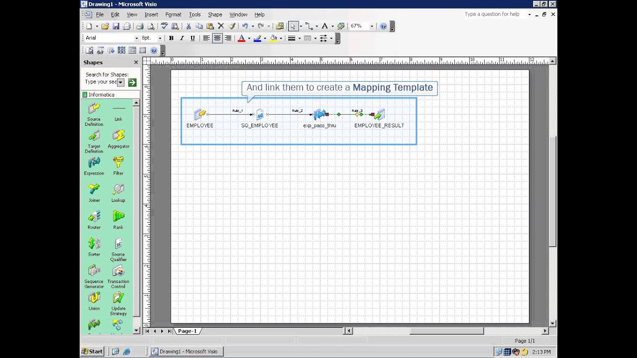Multimedia kb how to use mapping architect for visio youtube multimedia kb how to use mapping architect for visio maxwellsz