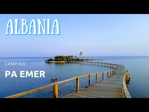 Albania - Kavaja District, Camping Pa Emer Balkans 2017, ep. 19