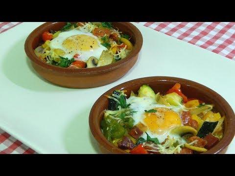 Cómo hacer huevos campesinos una deliciosa receta de la abuela