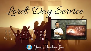 Sunday service January 3 2020 Prayer for Tithes and Offering
