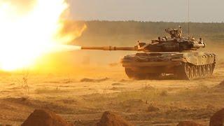 На что способен танк Армата Т-14