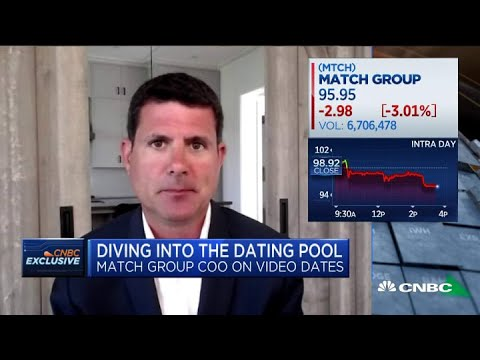Match Group COO on video dating during the age of Covid-19