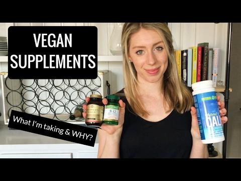 Vegan Supplements | Why I Take Vitamin D & More