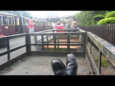Ffestiniog Railway Gravity Slate Train
