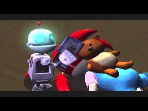 Ratchet & Clank: Size Matters - All Cutscenes/Cinematics (The Movie)