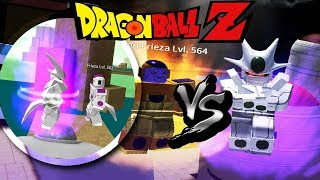 Cooler Vs Frieza In Dragon Ball Z Final Stand ROBLOX