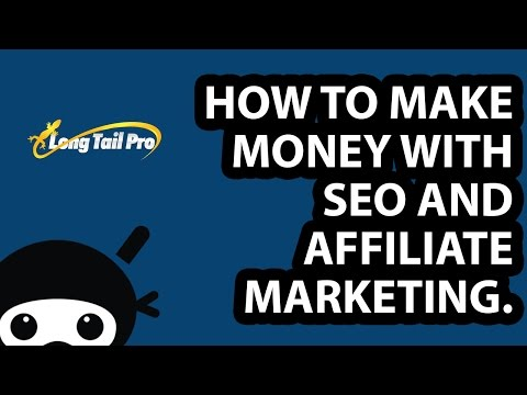 How to make money with SEO and affiliate marketing. (with FREE traffic)