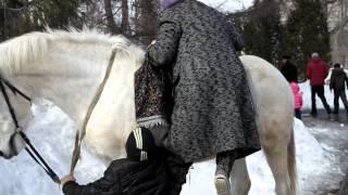 Баба конь