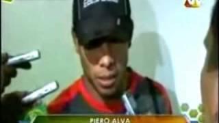 Declaraciones de los jugadores de Universitario despues del partido contra lanus en Argentina