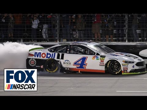 Casey Carter - WHOA!  Kevin Harvick penalized BIG TIME