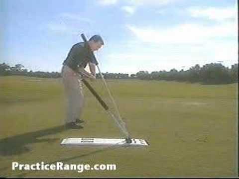 Plane Stick Golf Swing Training Aid
