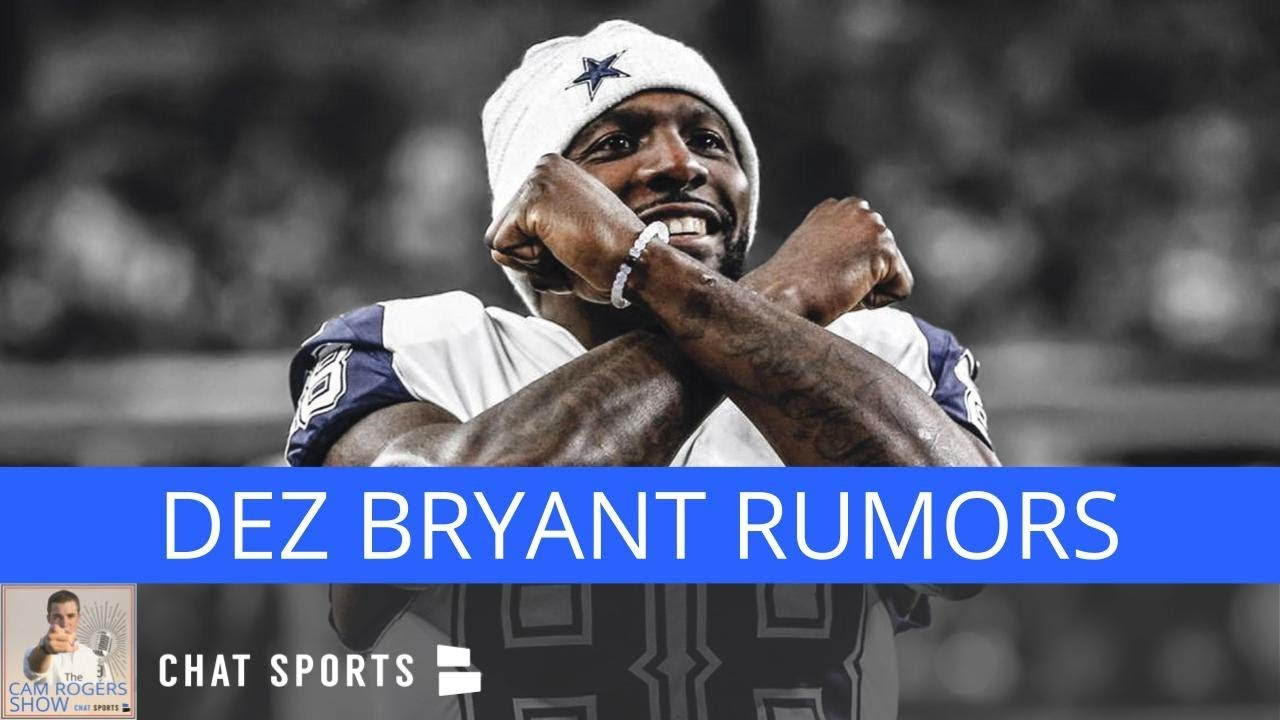 Dez Bryant Rumors Signing With Patriots Signing With Seahawks Cowboys Rumors