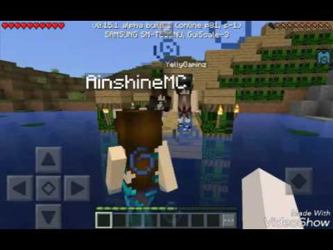 ✔The Twin Mermaids (Minecraft PE Roleplay)