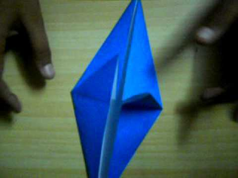 Origami Fish Base Challenge And Tutorial Youtube