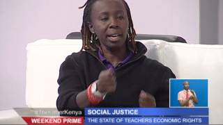 THE OTHER KENYA 26th September 2015 Are our Social Rights in Danger