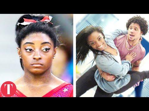 Inside The Life Of Olympic Gymnast Simone Biles