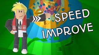 Speed Improve ~ Roblox - Tower of hell