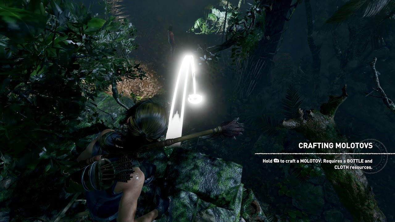 Shadow Of The Tomb Raider New Gameplay Footage Showcases Stealth New Mechanics And More