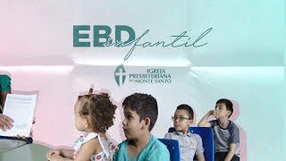 EBD INFANTIL IPMS | 06/06/2021 - Sala Timóteo 3 a 5 anos