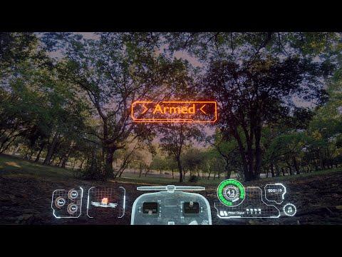 Фото Betaflight 4.2 - Ultimate stickcam overlay - FPV freestyle