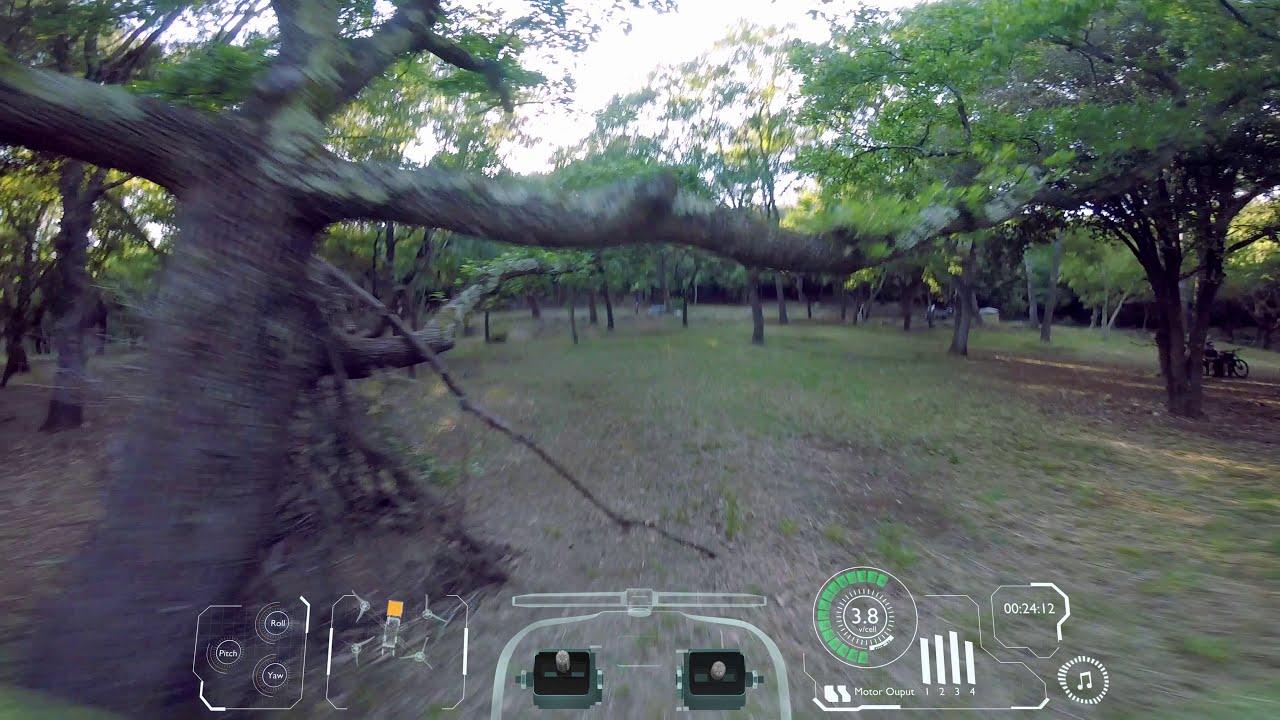 Betaflight 4.2 - Ultimate stickcam overlay - FPV freestyle картинки