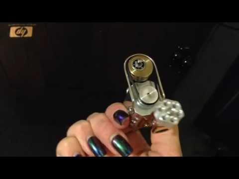 Rotary tattoo machine custom 100% - YouTube
