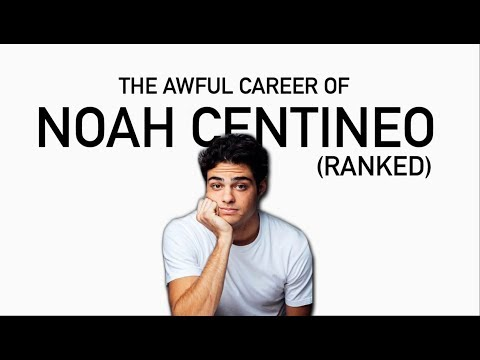 I Watched Every Noah Centineo Movie...