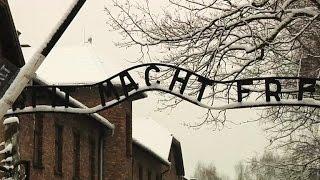 Holocaust survivors gather for Auschwitz 70th anniversary Mp3