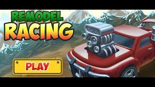 Remodel Racing Full Gameplay Walkthrough