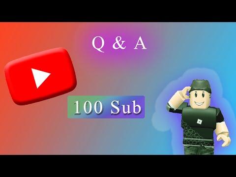 ประชาสัมพันธ์และเฉลิมฉลอง 100 subscriber