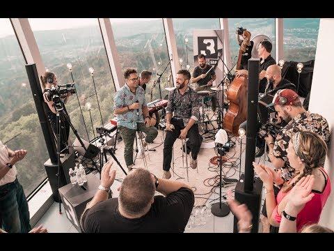 Bligg feat. Marc Sway «Us Mänsch» – SRF 3 Showcase