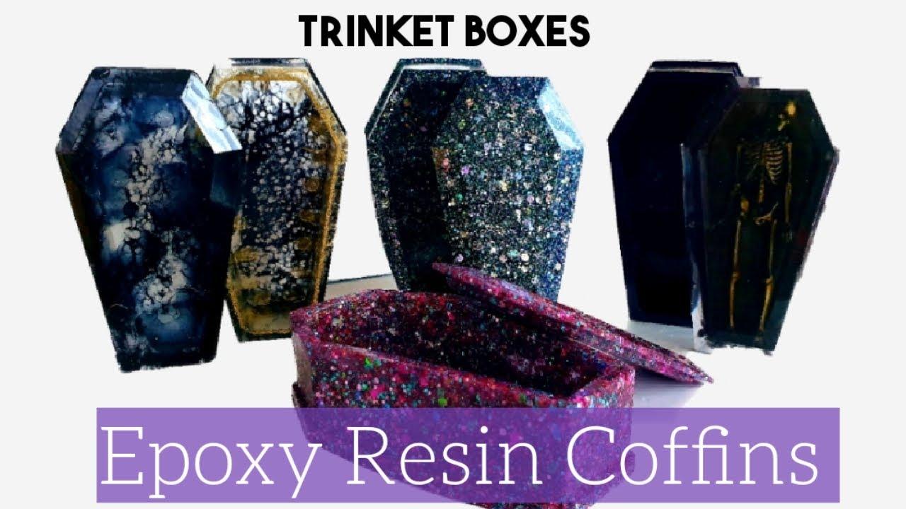 Coffin Trinket Box