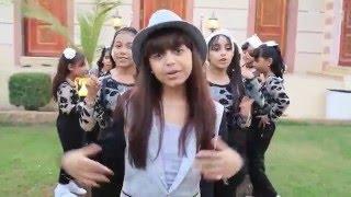قناة اطفال ومواهب الفضائية كليب ودعنا العام الرابع اداء الهام الدوجان