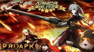 Armor Blitz Gameplay iOS / Android