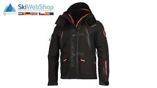 Superdry Ultimate Snow Rescue Black Ski Jacket Men Skiwebshop Youtube
