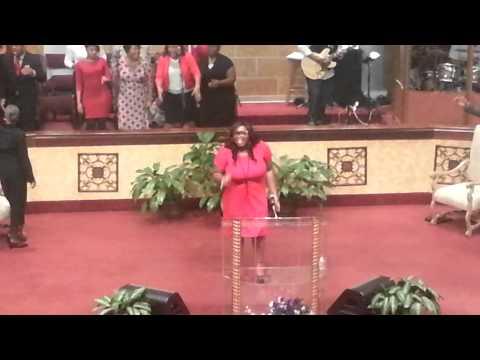 Kyla Jade sings  Jesus Will