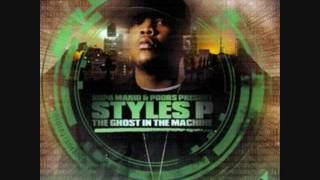 Styles P The Ghost In The Machine- Beats To My Rhyme