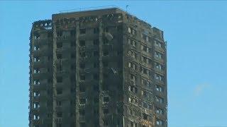 Opfer filmten dramatische Szenen: 17 Tote nach Brandkatastrophe im Grenfell Tower in London