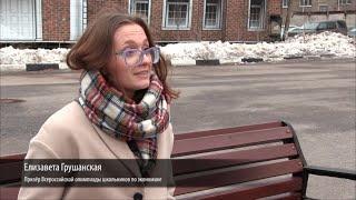 Елизавета Грушанская: