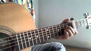 Ngõ hồn qua đêm Guitar Bolero đệm hát
