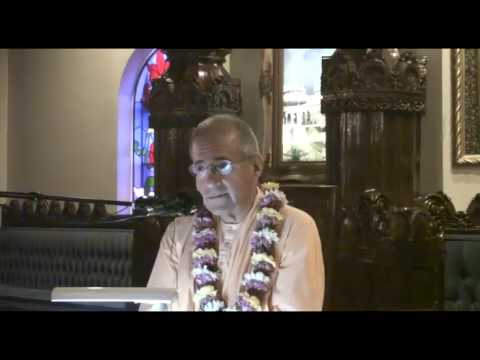 Lecture - Giriraj Swami - SB 8.5.24