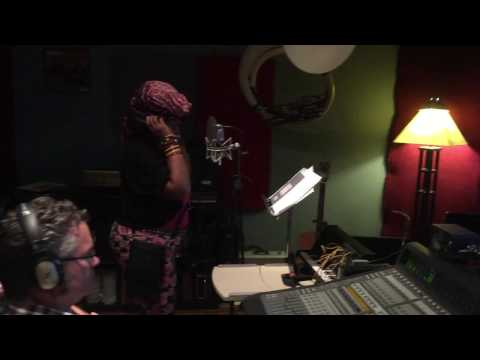 Ladee Dred Album Vocal Session 7/23/16 part 1