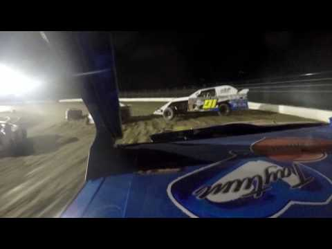 Grayson County Speedway 5-5-2018 (Scott Raney's flip)