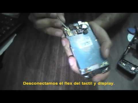 Como desarmar/ desmontar/ abrir celular Samsung T-Mobile SGH-T759