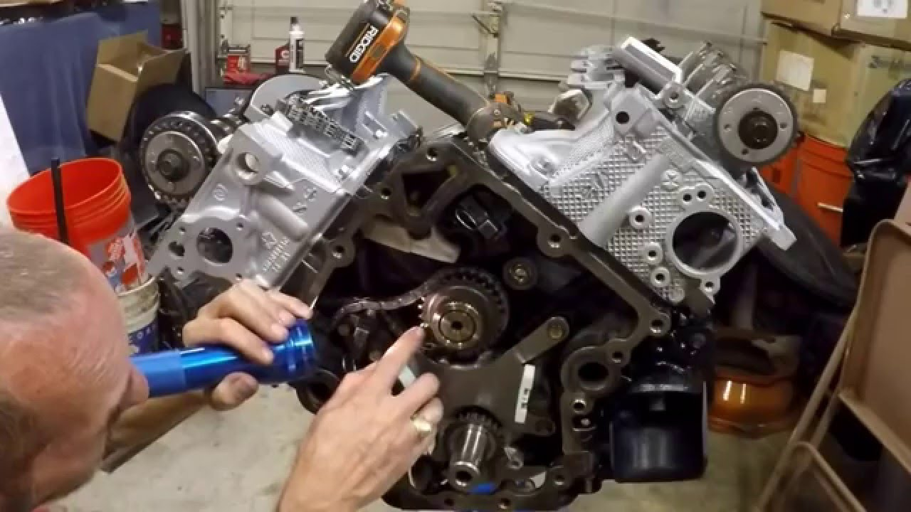 Engine Rebuild