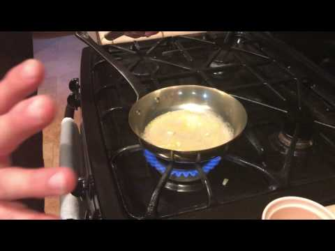 Easy white wine sauce for chicken and pasta