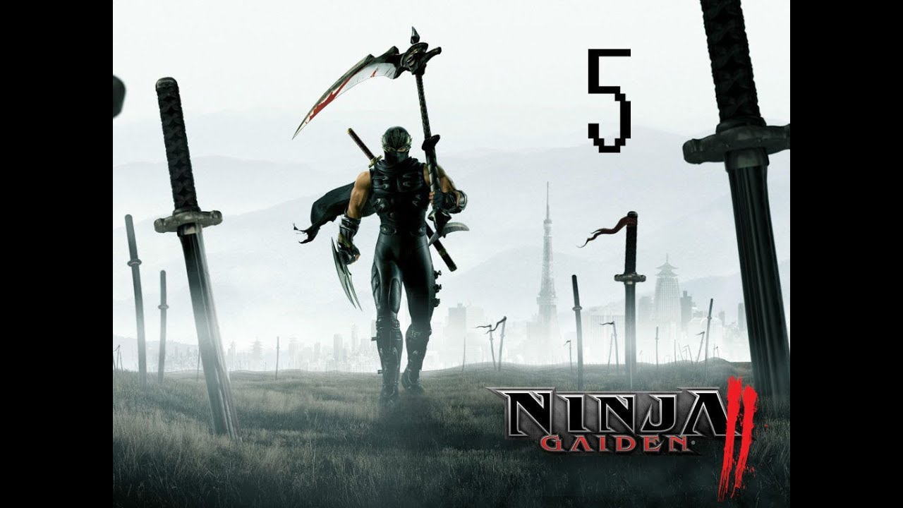 We Wield The Shredder Claws Ninja Gaiden 2 Ep 5 Youtube