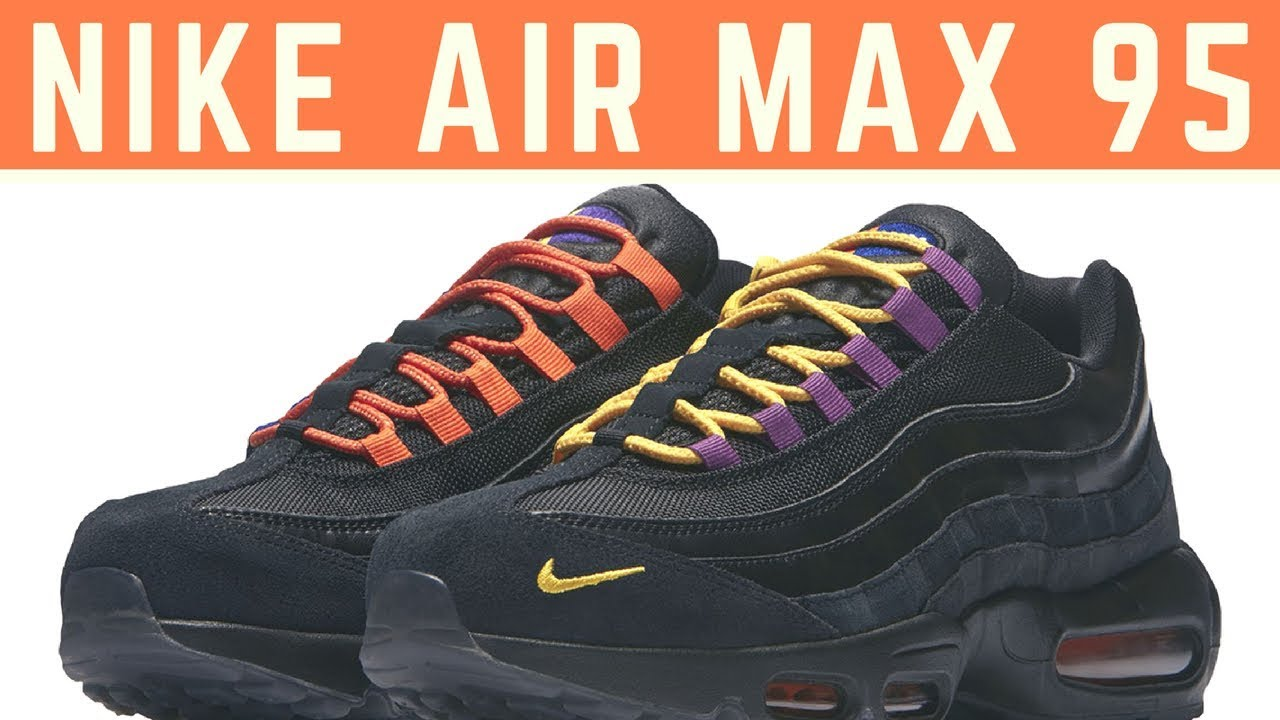 quality design 3d5aa 323c0 It s LA vs NYC In This Upcoming Nike Air Max 95