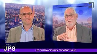 COVID-19 : les pharmacies en  première ligne